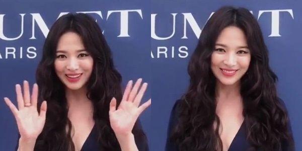 모나코서 근황 알린 송혜교…이혼 여파 없이 '환한 미소'