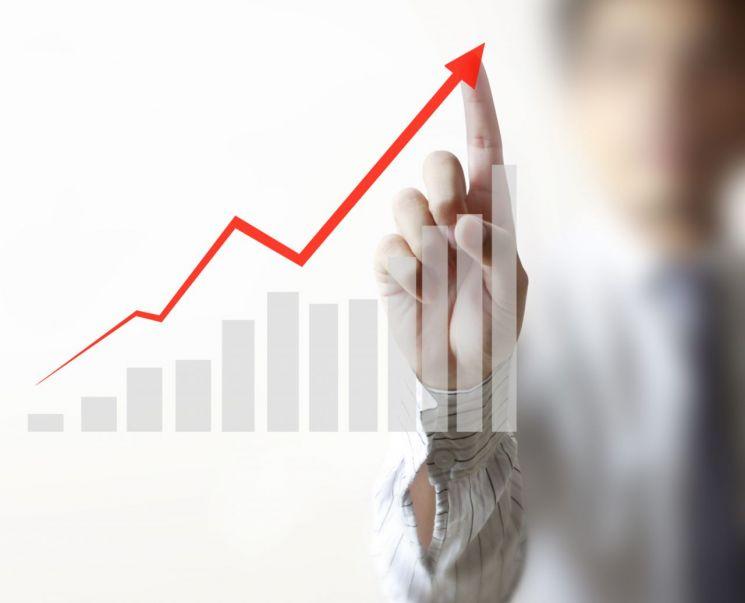 코스닥 3% 이상 상승… 580선 회복