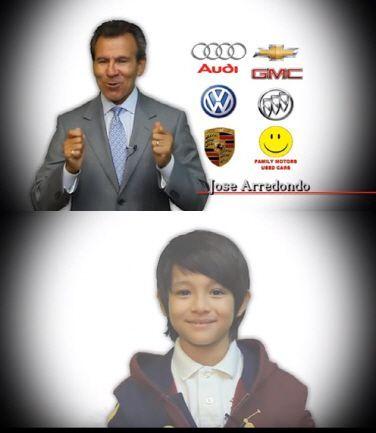 지난 2011년 유튜브에 게재된 김사무엘 부친이 운영하는 자동차 대리점 광고/유튜브 'familymotorautogroup' 영상 캡처