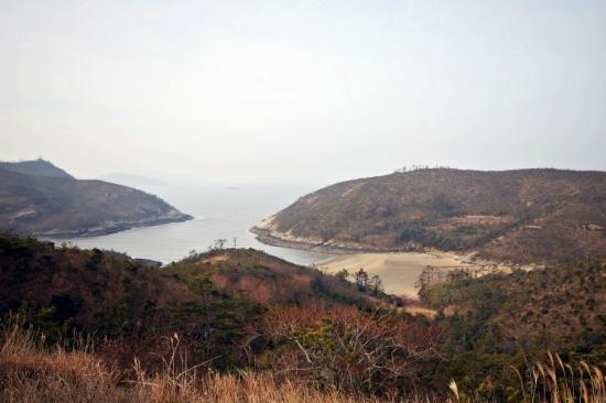 천혜의 비경 시목ㆍ가는개 해수욕장 (사진제공=신안군)