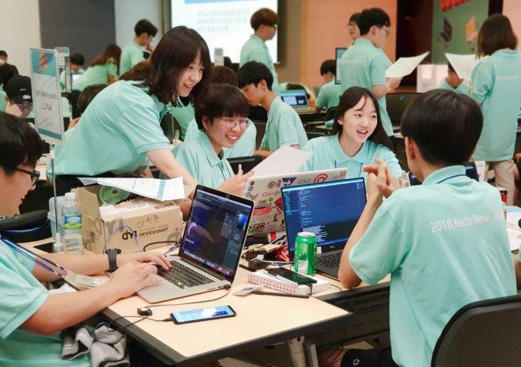 신세계I&C, 미래 IT인재 육성 위한 해커톤 대회 개최
