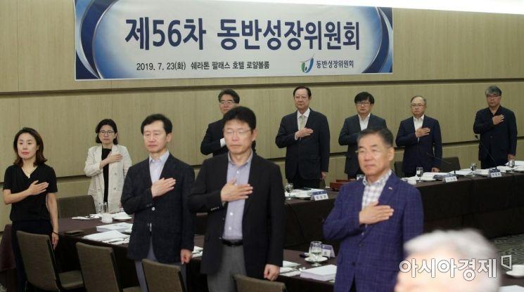 [포토] 제56차 동반성장위원회 개최