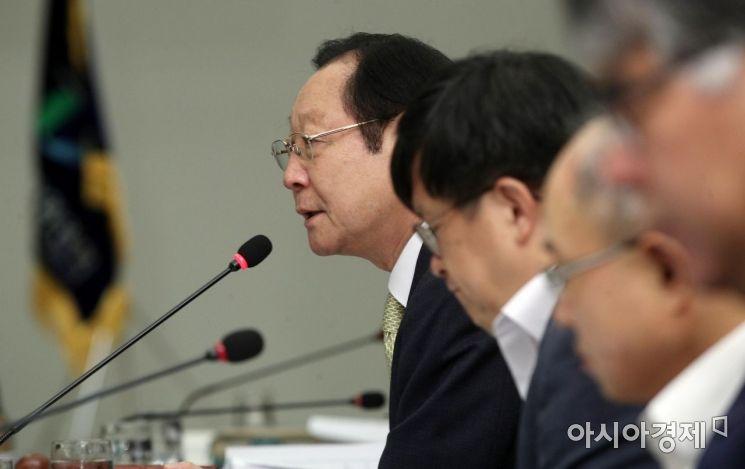 [포토] 발언하는 권기흥 동반성장위원장