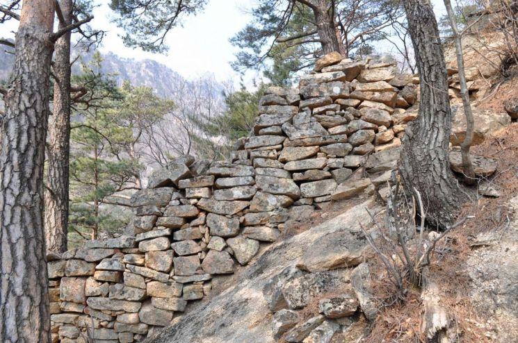 몽골 침입 방어한 인제 한계산성, 사적 된다