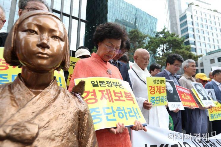 [포토]일본에 성난 민심