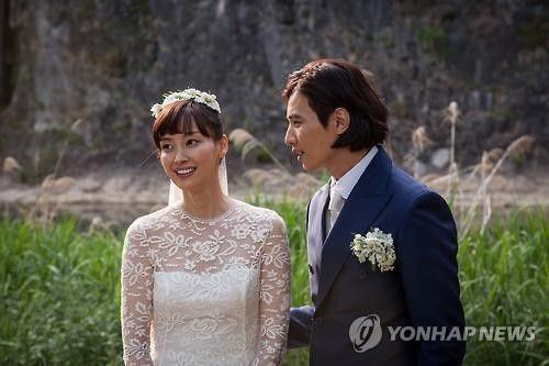 배우 원빈(42·본명 김도진)과 이나영(40)/사진=연합뉴스