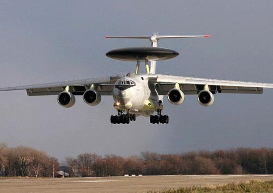 러시아 A-50 조기경보통제기 [이미지출처=연합뉴스]