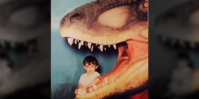 헤리슨 듀란의 유년시절./사진=캘리포니아 주립대