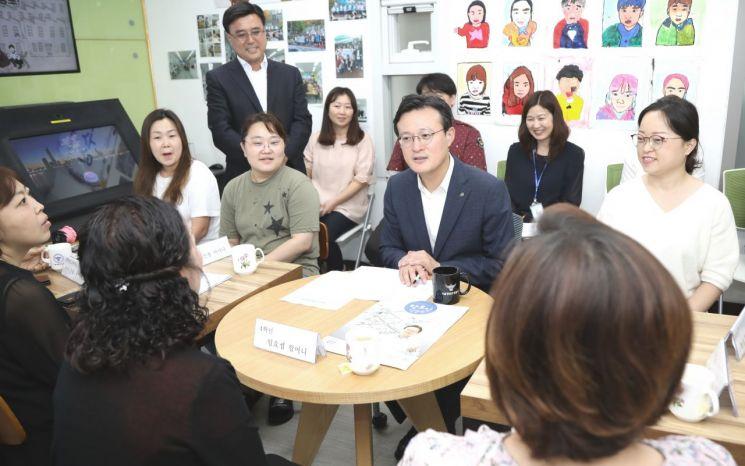 채현일 영등포구청장 '탁 트인 영등포' 대장정 본격 돌입