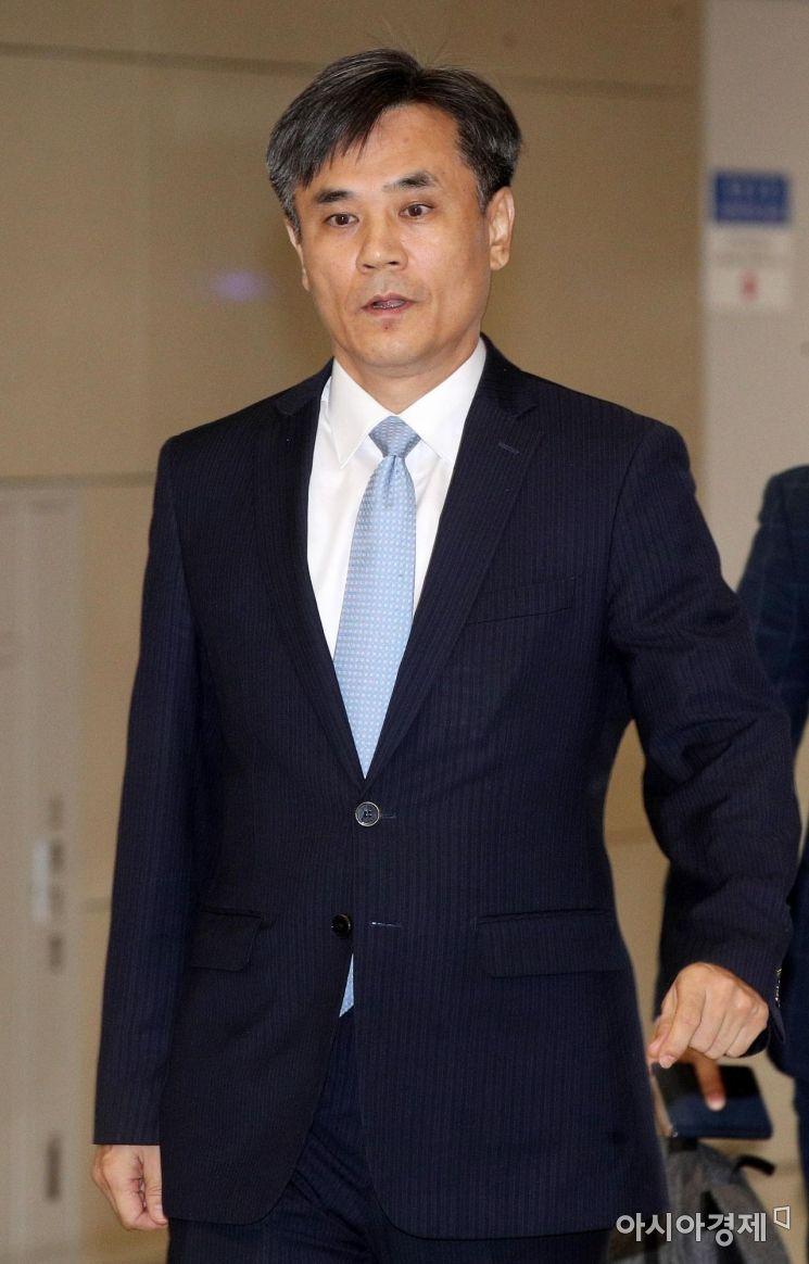 [포토] 김승호 실장, WTO 이사회 마치고 귀국
