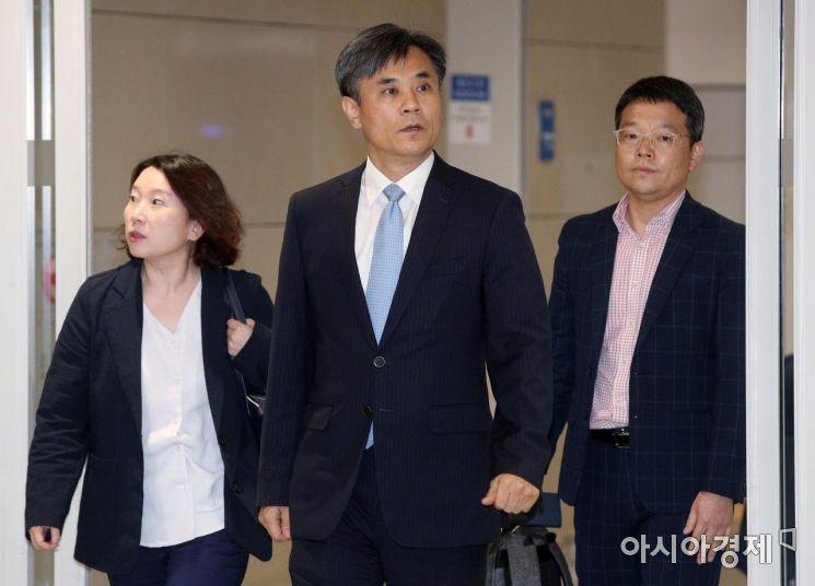 [포토] WTO 이사회 한국대표단 귀국