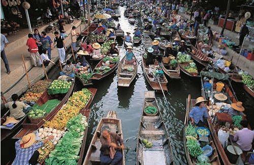 여름휴가철, 태국 방콕으로 몰리는 사람들…이탈리아·하와이 투어도 인기
