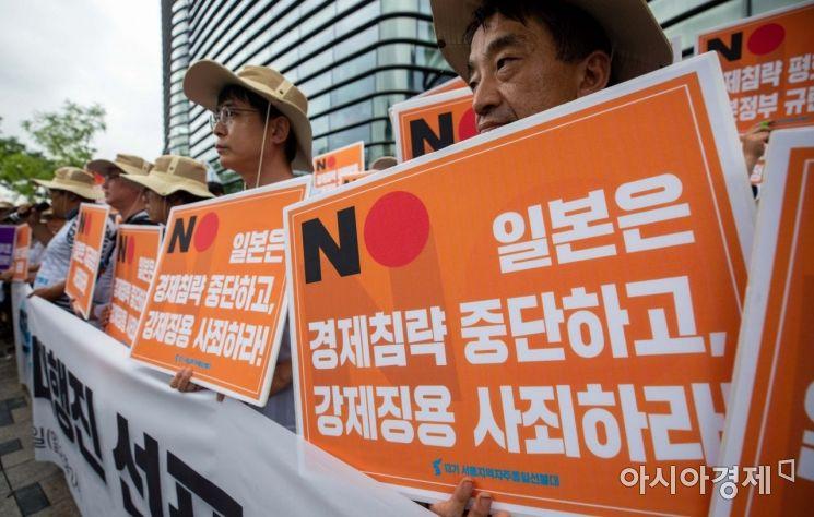 [포토]일본 정부 강제징용 사죄 촉구