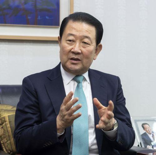 박주선 바른미래당 의원./윤동주 기자 doso7@