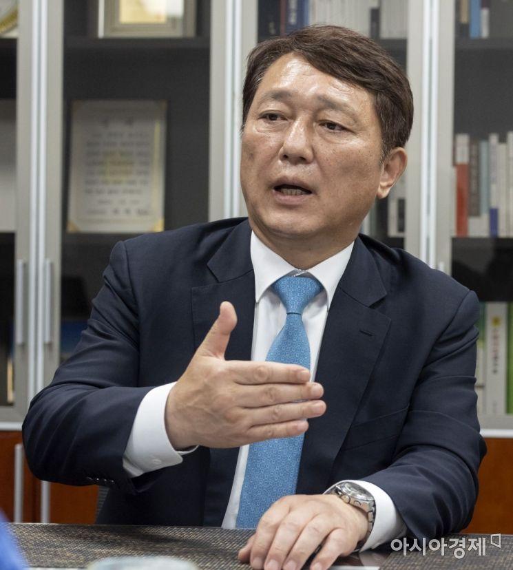 최재성 더불어민주당 의원./윤동주 기자 doso7@