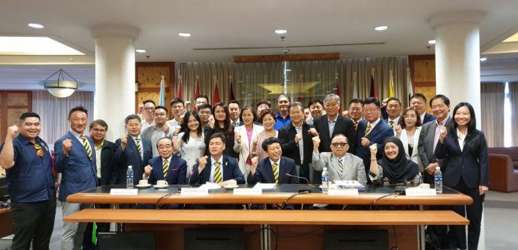 '구로구-남쿠칭시(말레이시아) 경제인 협의회' 설립
