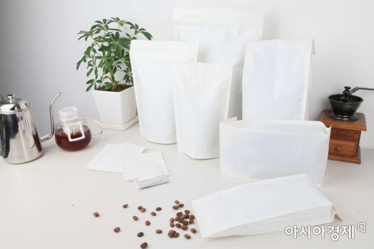 한솔제지, 공기·수분 차단하는 친환경 포장재 '프로테고' 출시