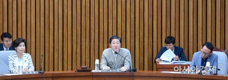 [포토]사법개혁특별위원회 신임 위원장에 유기준 의원