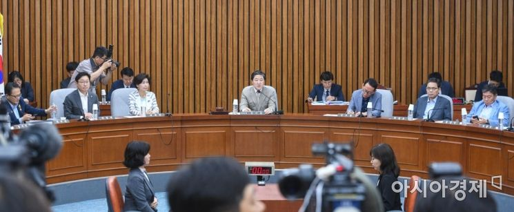 [포토]사법개혁특별위원회