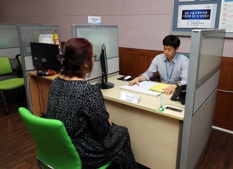 강남구, 화이트리스트 피해 기업 연리 1.5% 융자 지원