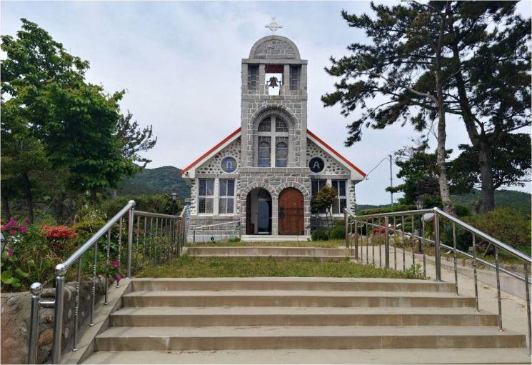 신안 흑산성당
