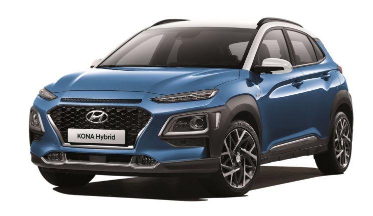 현대차 첫 '하이브리드 SUV' 코나 출시…가격은 2270만원부터