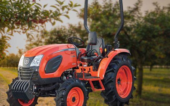 국내 농기계 제조업체인 대동공업이 생산하는 국산 트랙터(사진출처: 회사 홈페이지)