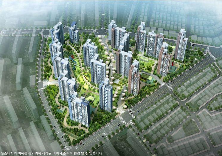 포스코건설, 광주 '염주 더샵 센트럴파크' 분양
