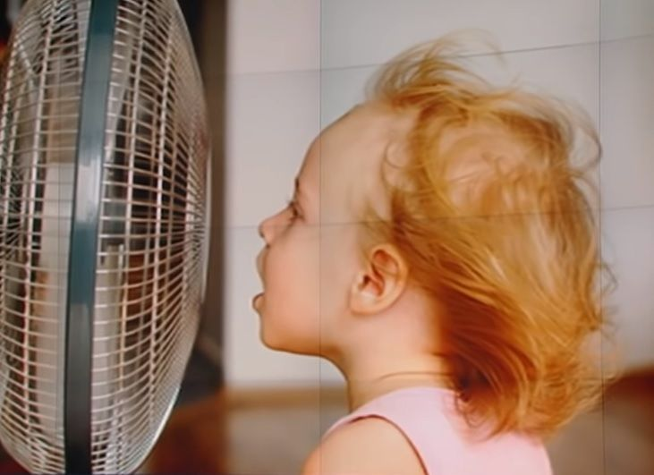 선풍기나 에어컨으로 인한 질식이나 저체온증 사망은 사실일까요? [사진=유튜브 화면캡처]