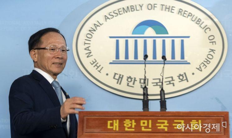 [포토] 이수혁 주미대사 후보자, 기자회견