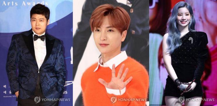 10주년을 맞은 '아이돌스타 선수권대회''가 전현무, 이특, 다현을 MC로 발탁했다.