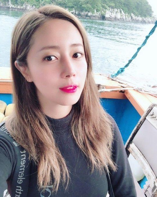배우 최송현/사진=최송현 인스타그램