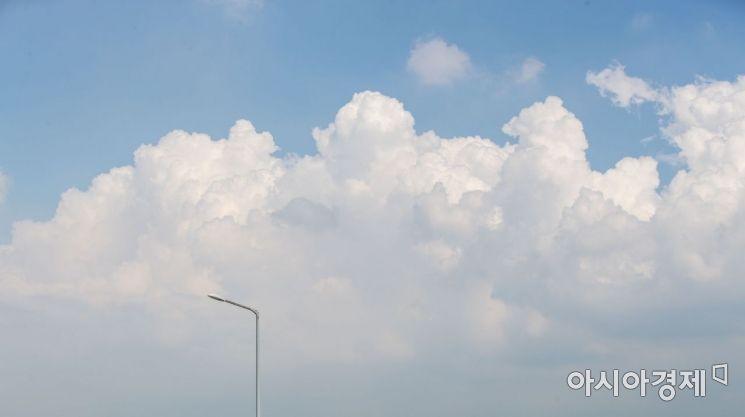 [포토]구름이 예술