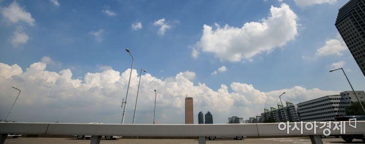 [포토]하늘이 예술