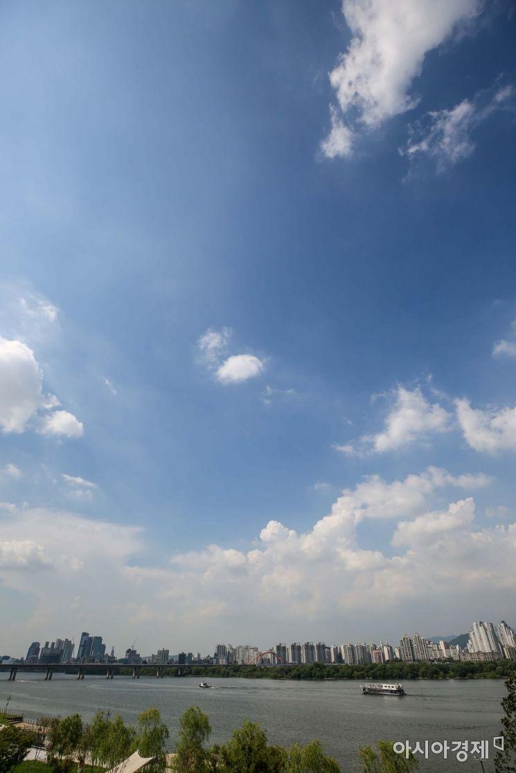 [포토]높고 푸른 하늘