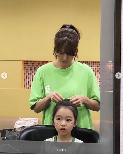 배우 유선 / 사진=유선 인스타그램 캡처