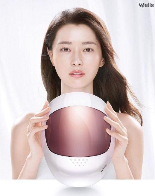 교원그룹 웰스 LED 마스크