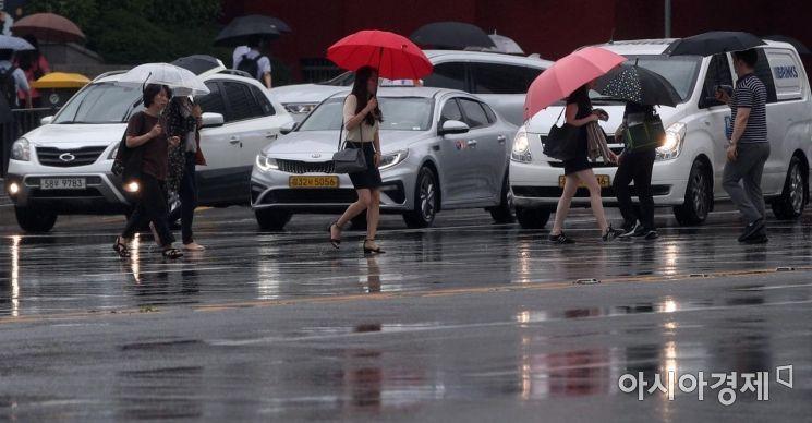 [오늘날씨] 오후부터 중부지방 비 소식…미세먼지 '보통'