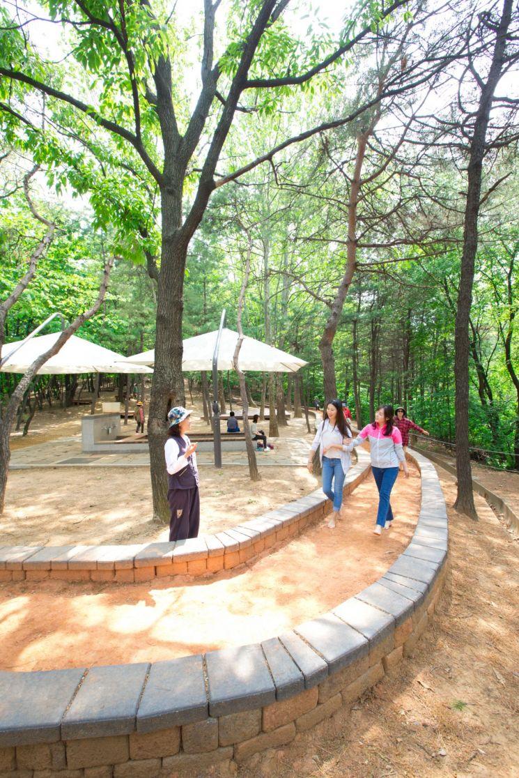 강서구 '우장근린공원 힐링체험센터' 운영