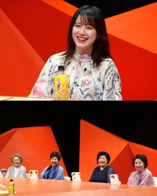 사진=SBS 예능 프로그램 '미운 우리 새끼'