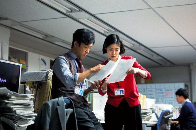 """'신문기자' 프로듀서 """"文·아베 모두 꼭 보시기를…심은경, 내가 좋아해 섭외"""""""