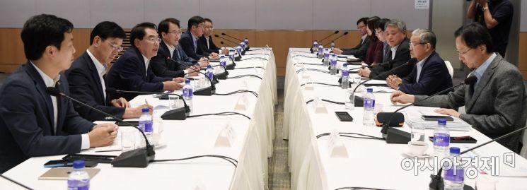 [포토] 민주당-한경연 경제현안 정책간담회