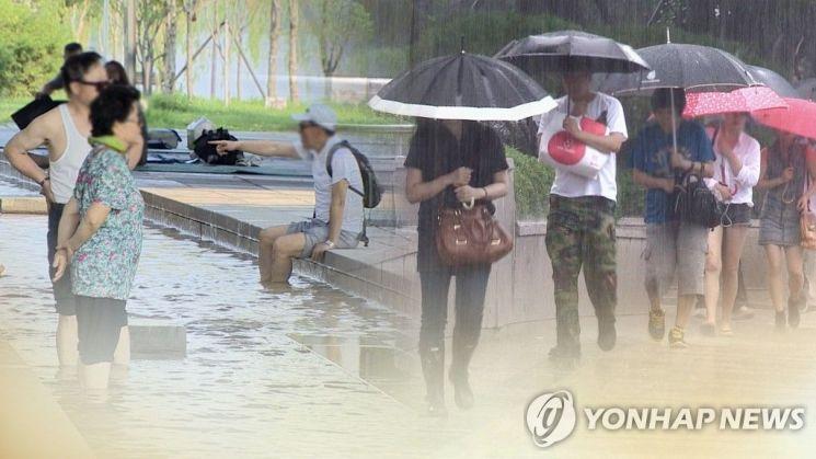 [오늘날씨] 전국 흐리고 곳곳에 비…낮 최고기온 33도