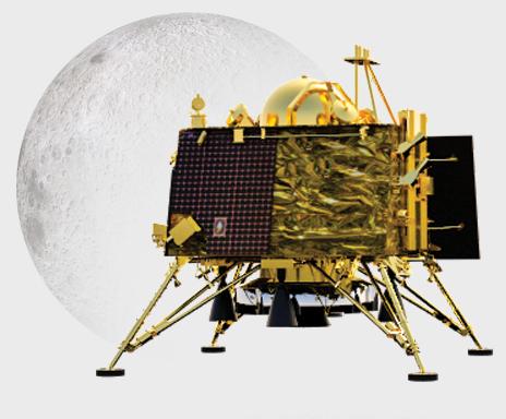 중국 이어 인도도 탐사선 달 착륙 임박... 아시아서 두번째