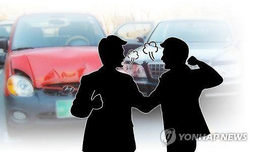 자신의 차량 앞을 끼어들었다는 이유로 보복 운전한 20대 남성에게 집행유예가 선고됐다.