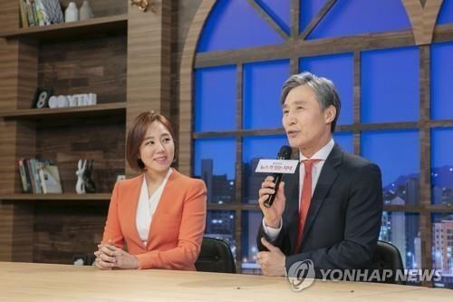 변상욱(오른쪽) YTN 앵커 / 사진=연합뉴스