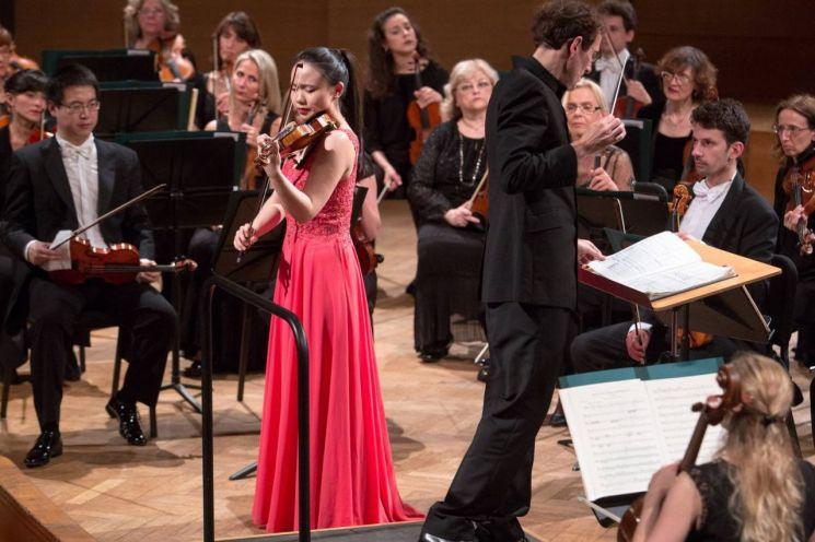 2019년 퀸 엘리자베스 콩쿠르 바이올린 우승자 스텔라 첸 (C) Queen Elisabeth Competition