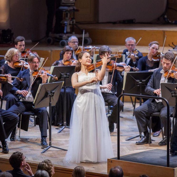 2015년 퀸 엘리자베스 콩쿠르 첫 한국인 바이올린 우승자 임지영 (C) Queen Elisabeth Competition