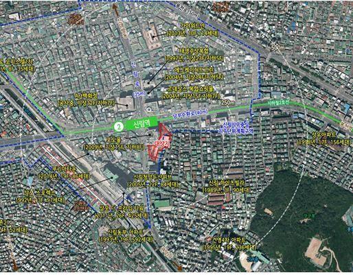 서울시, 신림역 인근에 '역세권 청년주택' 299가구 공급