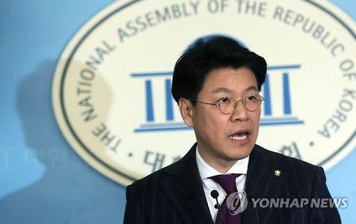 장제원 자유한국당 의원/사진=연합뉴스